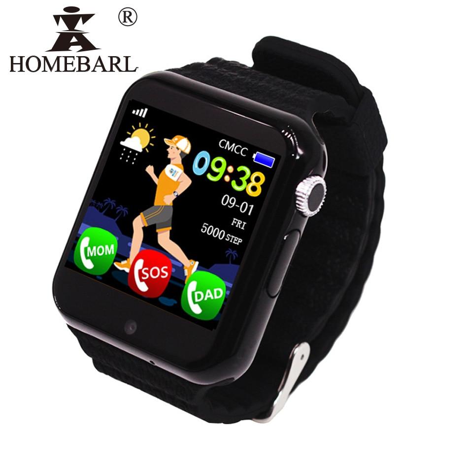 V7K Kinder GPS Uhr Tracker Kinder Kid Sicherheit Anti Verloren Leben Wasserdicht Smart Uhr Kamera SOS PK Q90 Q50 Q60 q528 DZ09 DF33