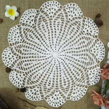 Modern cotton crochet bed Table Runner cloth cover dining Lace tea coffee tablecloth mat Christmas party Wedding decor new white lace cotton crochet tablecloth coffee table cloth mat round tea table cover dining christmas xmas party wedding decor