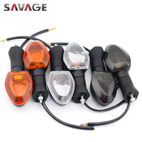 Dönüş sinyal gösterge ışığı SUZUKI GSF 600/650/1200/1250 N/S Bandit GSX650F GSX1250FA GSX motosiklet dönüş flaşör lambası