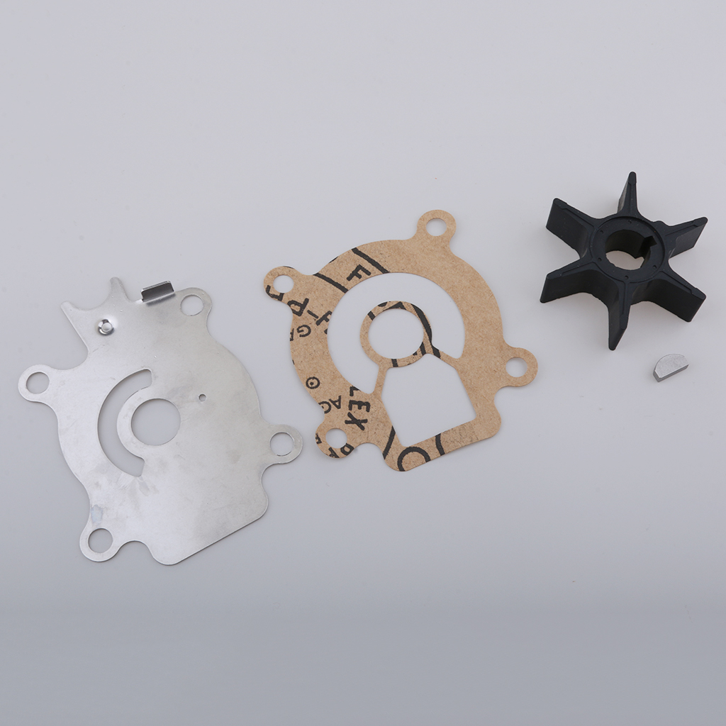 Marine Water Pump Impeller Service Repair Kit Set For Suzuki DT55-DT65 18-3243 Outboard Replaces# 17400-94701