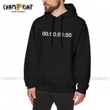 Hooded Sweatshirt Mark Unus Annus Pullovers Memento The-End-Timer Ethan Birthday-Present