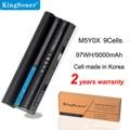 Аккумулятор Kingsener M5Y0X T54FJ N3X1D P9TJ0 для Dell Latitude E6420 E6520 E5520 E5420 E6430 E6530 NHXVW P8TC7