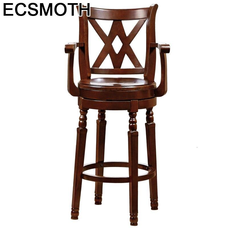 Tabouret De Comptoir Sgabello Sandalyeler Banqueta Todos Tipos Sedia Taburete Sedie Leather Cadeira Silla Stool Modern Bar Chair