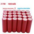 Новая батарея 5C 21700 перезаряжаемая батарея 4800 мАч 3,7 в литий-ионные батареи 3,7 в для электрических автомобилей
