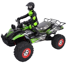 Keliwow 2.4G Four-Wheel Drive High Speed Car Desert Off-Road Remote Control Racing Toy