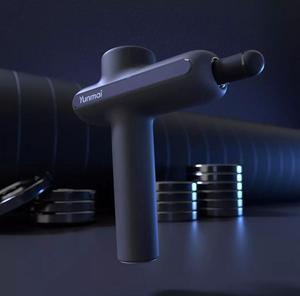 Image 3 - Youpin Yunmai Pro temel kas masajı tabanca 60W güçlü 2600mAh derin doku masajı çalışma çalışma terapi kas ağrısı kabartma