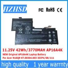Новый оригинальный аккумулятор ap16a4k для ноутбука acer n16q9