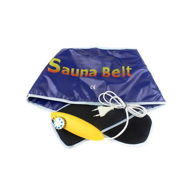 Adjustable Electric Sauna Belt Fat Cellulite Burner Waist Slimming Fitness Sweat Temperature Control Lose Weight Fashion 1