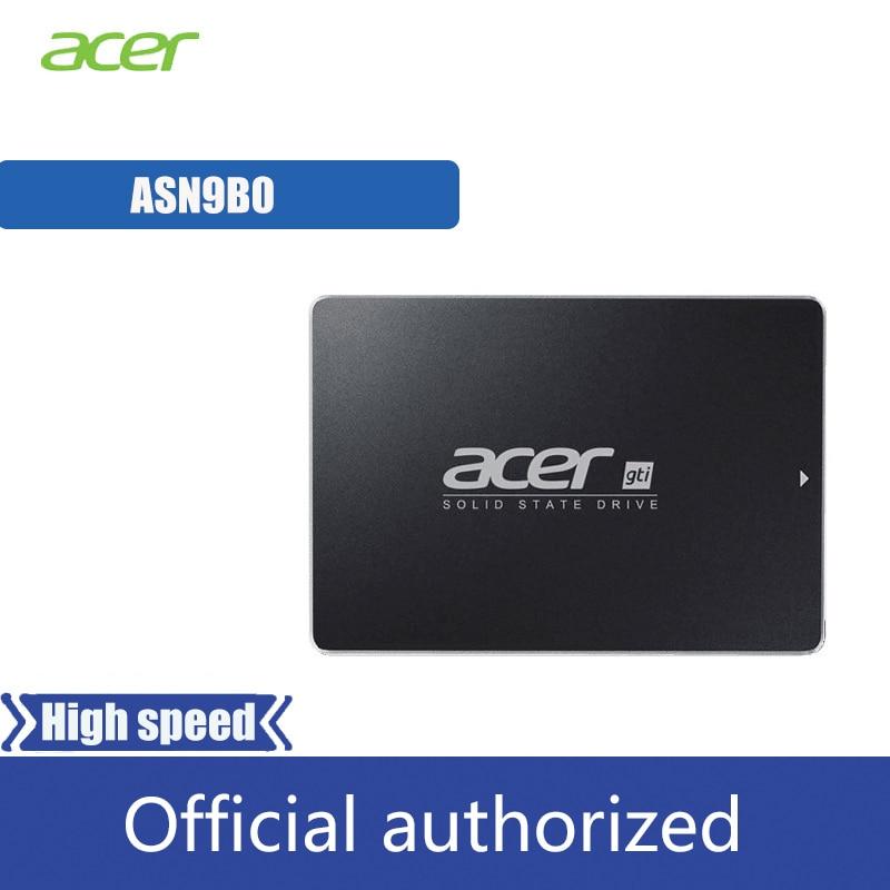 Acer SSD 250 ГБ 500 1 ТБ Внутренний твердотельный жесткий диск HDD жесткий диск SATA3 2,5 дюймов ноутбука, настольного компьютера, ПК, жесткий диск SSD