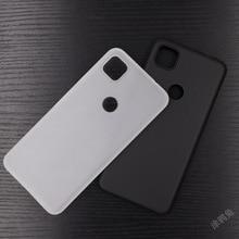Ultra Thin Matte PP Case For Google Pixel 5 Full Cover Hard PC Shockproof Case