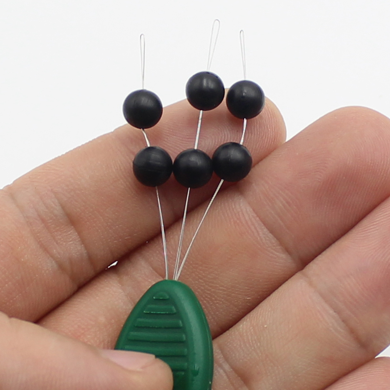 3PCSChod Beads For Carp Fishing Rig Helicopter D-Rig Chod Rig Terminal Tackle Tool Carp Fishing Accessories