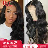 13X6 Синтетические волосы на кружеве парики из натуральных волос на кружевной основе 360 Синтетические волосы на кружеве al парик RXY человеческ...