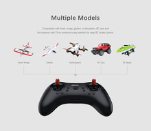 2019 New Radiolink T8S Remote Control Compatible Fixed wings R8EF,R8FM,R7FG,R7F,R6FG,R6F Gliders Multicopter RC Car Receiver