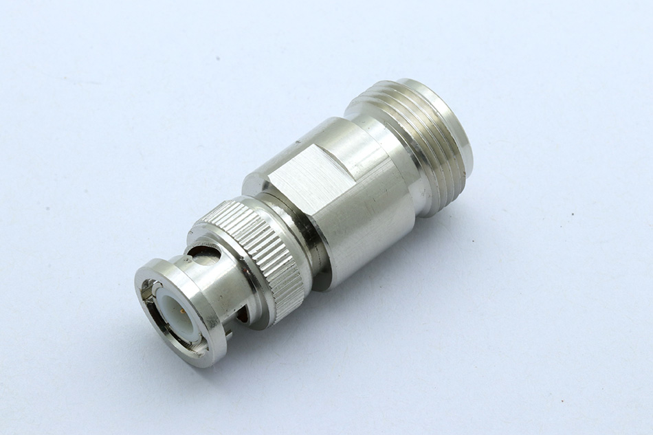 macho plug rf coaxial adaptador convertor em