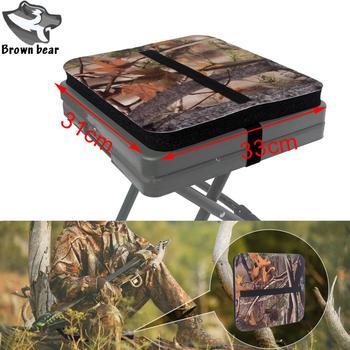 Moisture-proof EVA Mat Camouflage Cushion Picnic Camping Mat Hunting Seat Hitting Cushion for Outdoor Hunting Camping Fishing 1