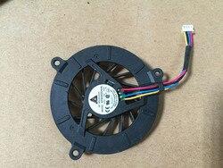 KFB0505HHA 7B56 5V.0.36A wentylator dla ASUS A8 A8SC A8D F8S A8E Z99 F3 A8J Z99 A8S F8 A3 A3 A3000 A6 A6000 W3 W3000 wentylator procesora 4pin