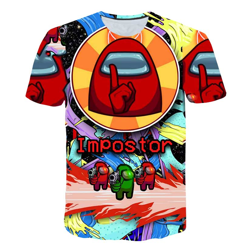 Детские костюмы для косплея, футболка с мультяшным рисунком для детей, летние футболки для мальчиков и девочек, забавная футболка с аниме од...