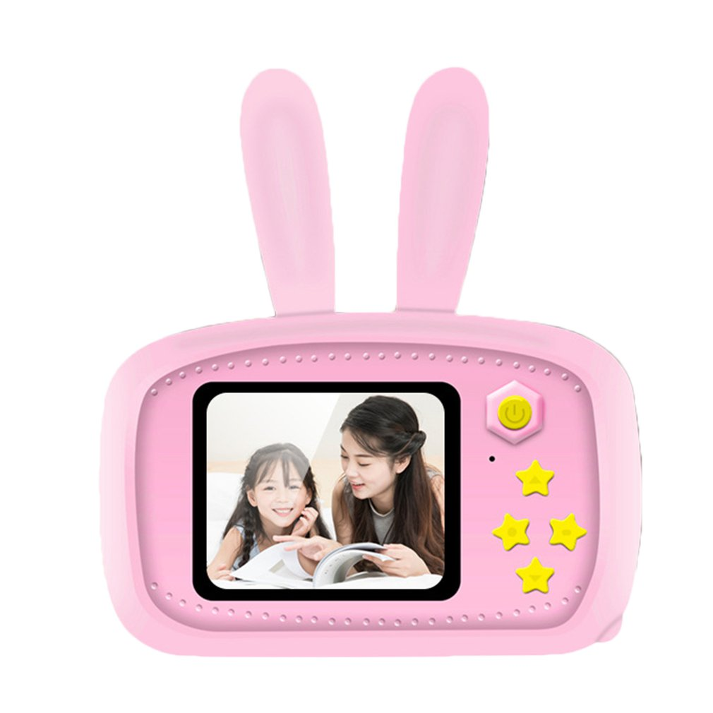 K9 Bunny Child Camera 1300W Pixel Photo Recording Multi-Function Children'S TOY 8G Memory Card Children Shoot Camera