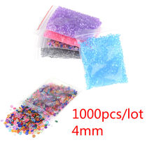 1000 Pcs Colorful Kristal Batu Taman DIY Diamond Kuku Ponsel Case Tabel Confetti Dekorasi Taman Kerikil Palsu Permata Kristal Vas(China)