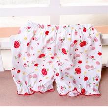 0-3T 2020 summer children's clothing girls boys shorts children cartoon cotton baby children's shorts leggings crotch