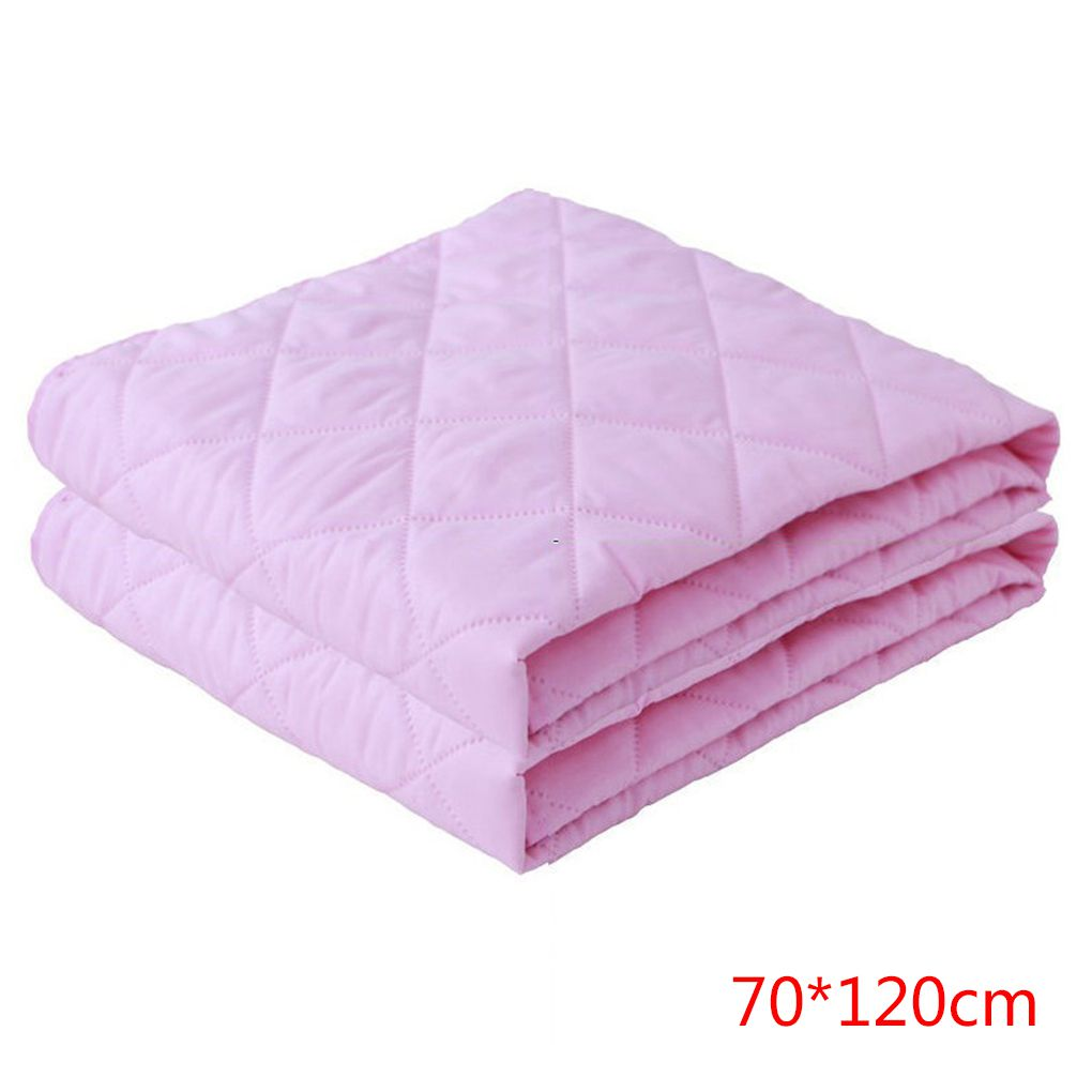 50*70cm/70*120cm Waterproof Baby Infant Diaper Nappy Urine Mat Kid Simple Bedding Changing Cover Pad Sheet Protector
