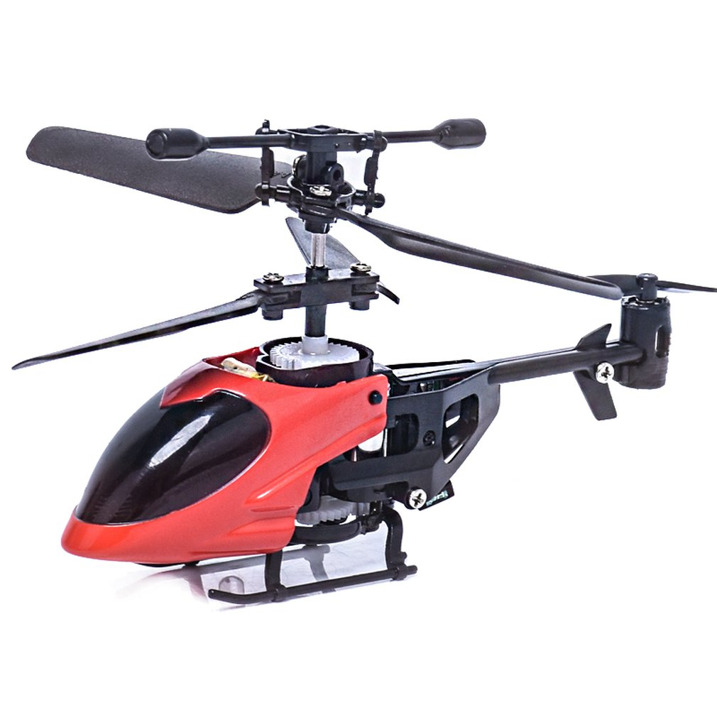 QS5010 3.5CH Micro Infrared RC Drone Aircraft with Gyroscope Remote Control Toys Mini QS RC Helicopter -Round head