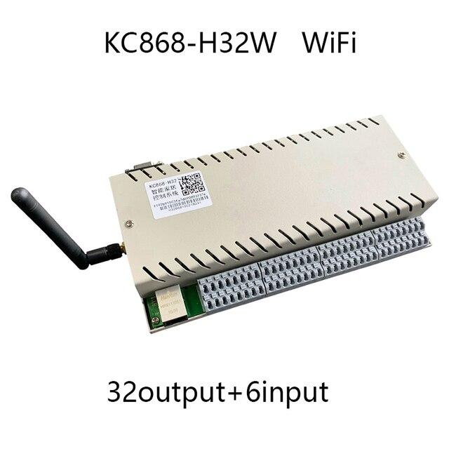 תעשייתי רמת איכות Domotica Hogar Casa מתג חכם אוטומציה בבית WiFi מודול בקר מרחוק מערכת בקרת IP ממסר