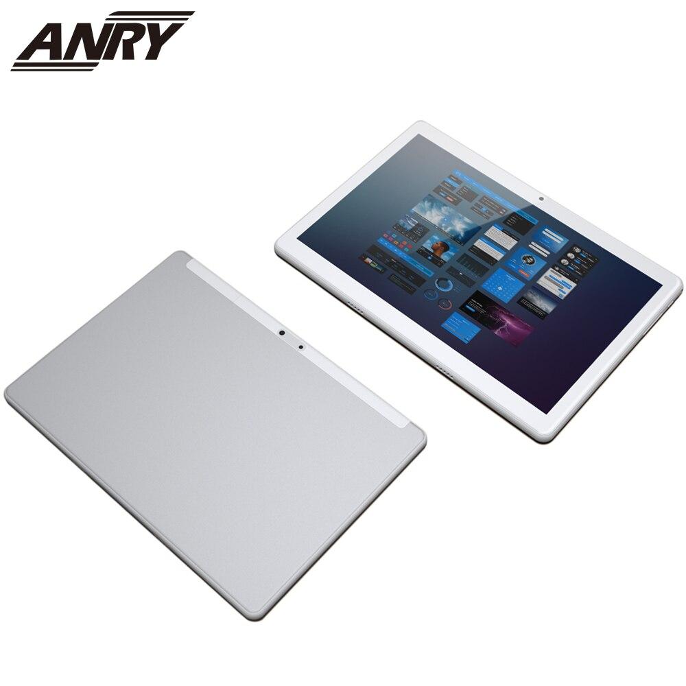 ANRY RS10/X20 10 polegada Tablet Android 9.0 GB de RAM 128 GB De Armazenamento 8 8MP Câmera Traseira Deca Núcleo processador 10.1 Tablet IPS HD Display