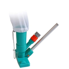 Portable Swimming Pool Vacuum Jet Underwater Cleaner Suitable for Above-Ground Swimming Pools, Spas, Ponds and Fountains
