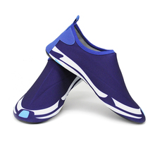 QEJEVI Sneakers Water Shoes Men Women Athletic Footwear Aqua Beach Sandals Breathable Quick-Drying Anti-Slip Swimming Sports