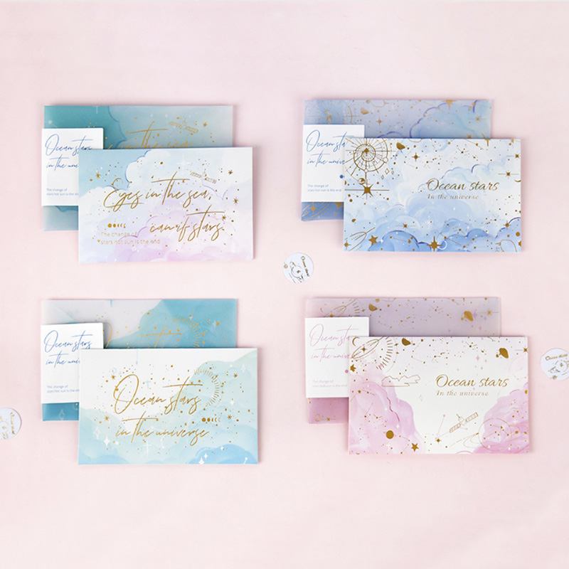 1pack/lot Pick Up Light Sulfuric Mini Paper Envelopes Wedding Invitation For Gifts And Party Scrapbooking Vintage