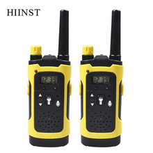 HIINST Electronic Toy children Wireless Walkie Talkie toys 2pcs parent