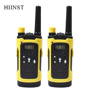 HIINST Electronic Toy children Wireless Walkie Talkie toys 2pcs parents kids interactive Long Reception Distance Walkie Talkie