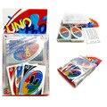 Карта Игра UNO H2O Edition, креативная прозрачная карточная игра, детские игрушки