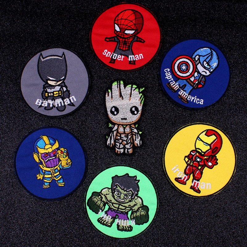 Pulaqi Captain America <font><b>Marvel</b></font> <font><b>Patch</b></font> On Clothes Avengers <font><b>Patches</b></font> <font><b>For</b></font> <font><b>Clothing</b></font> Stickers Iron-on <font><b>Clothing</b></font> <font><b>Patches</b></font> Parche <font><b>Marvel</b></font> F image
