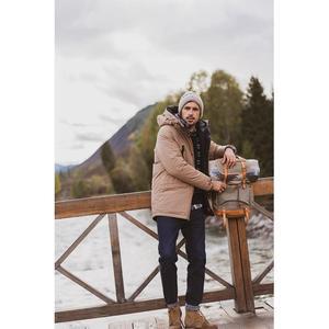 Image 3 - SIMWOOD 2019 winter neue unten mäntel männer mode mit kapuze lange 90% weiße ente unten parkas plus größe hohe qualität jacken SI980617