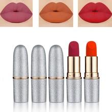 купить 2019 new lipstick fashion 12 color matte lipstick cosmetic lipstick lady cosmetic lipstick дешево