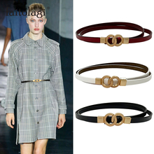 Adjustable Designer Strap Belts for Women Fashion Leather Ladies Belt