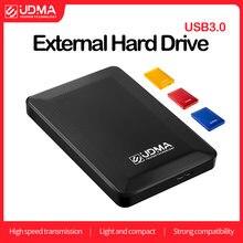 UDMA USB 3.0 SATA przenośny zewnętrzny dysk twardy 1TB 2TB 2.5