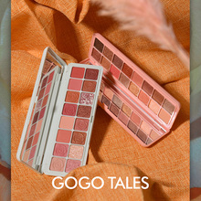 Glamourous Rose Air Eyeshadow Palette Matte Shimmer Glitter Pigment 16 colors Long Wearing Waterproo