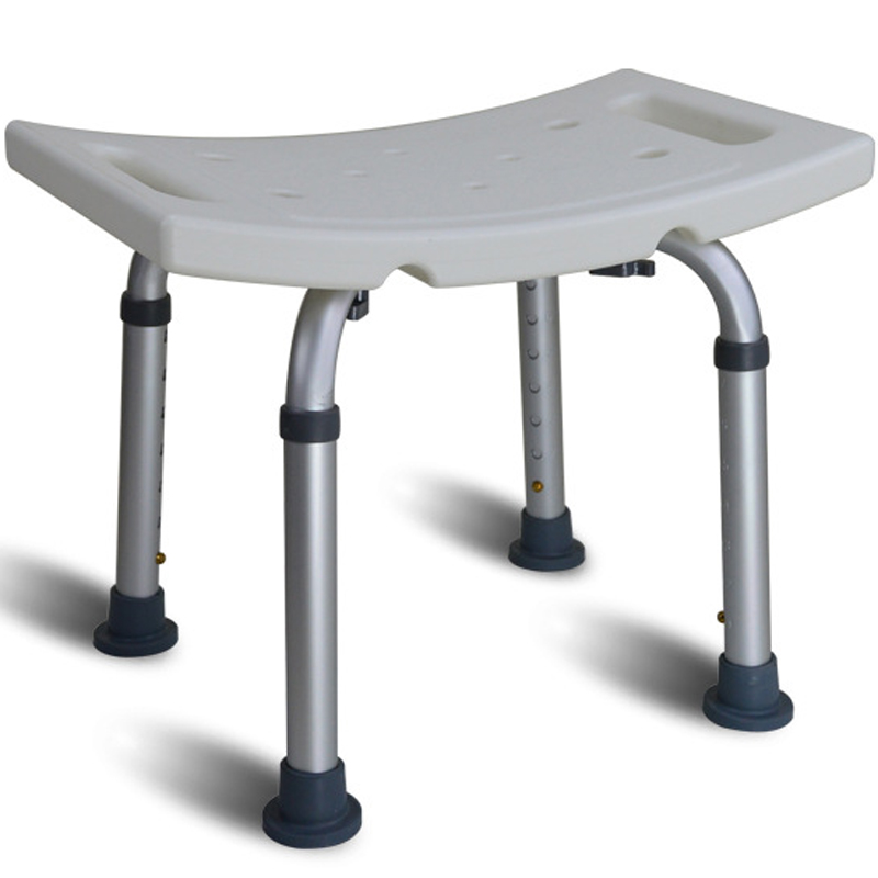 Bath-Tub Bench-Stool-Seat Shower-Chair Adjustable-Height Anti-Wrestling Elderly Pregnant title=