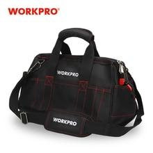 WORKPRO sacs de voyage imperméables hommes sac à bandoulière sacs à outils sac de grande capacité pour outils matériel livraison gratuite