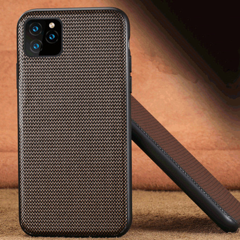 Fhx-qb1 Diamond pattern <font><b>Leather</b></font> phone <font><b>case</b></font> for <font><b>iPhone</b></font> 6S 7 8 Plus XR XS MAX 11 Pro Max 360 Full protection cover <font><b>case</b></font> image