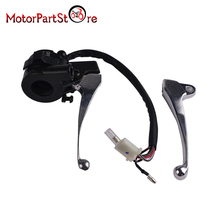 Дроссельная заслонка корпус выключатель управления тормозной рычаг комплект для Yamaha PW50 PW 50 PY50 PY 50 PEEWEE Pit Мотор велосипед ATV Quad