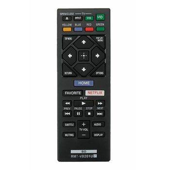 цена на New RMT-VB201U Replaced Remote for Sony Blu-ray BDP-S3700 BDP-BX370 BDP-S1700