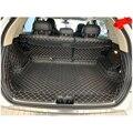 Lsrtw2017 кожаные багажнике автомобиля коврик для багажника Протон X70 geely boyue atlas 2017 2018 2019 2020 аксессуары с покрытием интерьера