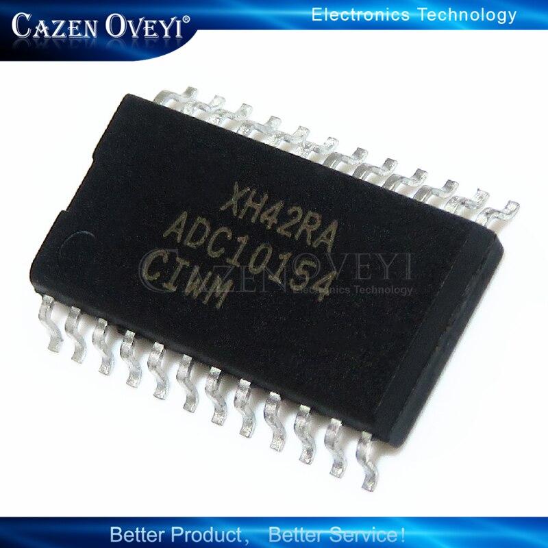 1 шт ADC10154CIWM ADC10154 SOIC-24 аналого-цифрового преобразователя новый в наличии
