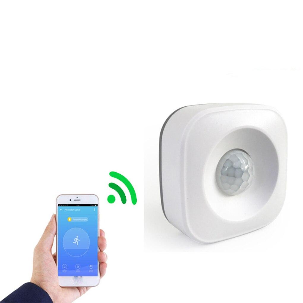 Smart Wifi PIR Motion Sensor Alarm Infrarot Motion Detektor Smart Leben TuYA app Control Smart Home