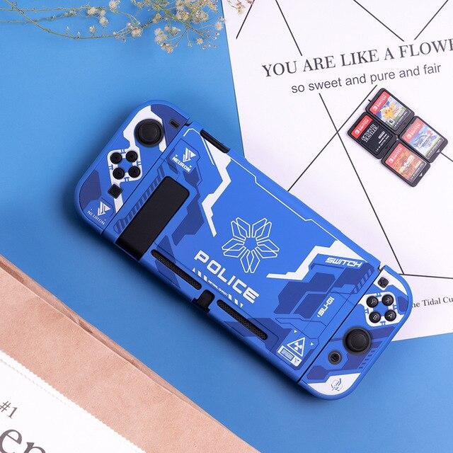 Per Nintendo Switch NS Joy Con Controller custodia cover PC custodia protettiva Cover Shell Set Switch Console accessori