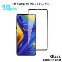 واقي شاشة من الزجاج المقوى لهاتف Xiaomi Mi Mix 3 ، واقي شاشة زجاجي مقوى لهاتف Xiaomi Mi Mix 3 4G/5G 2.5D 0.26 مللي متر
